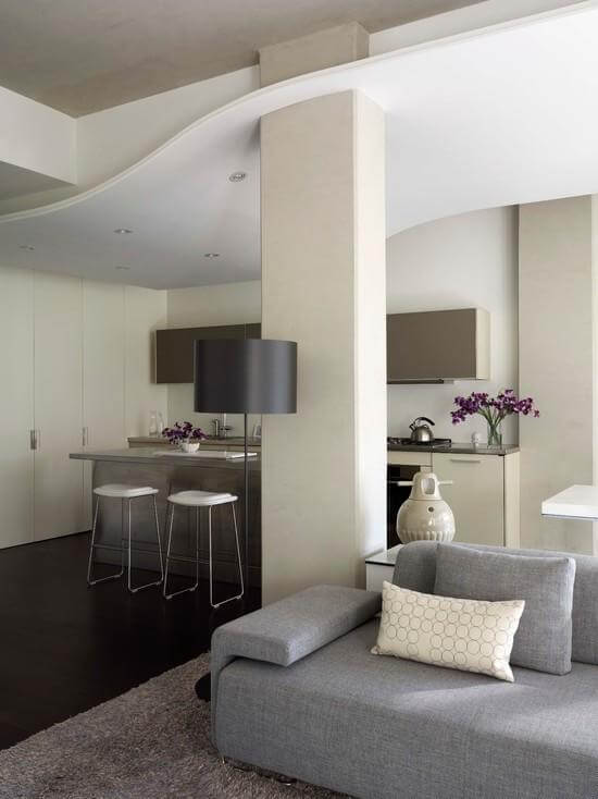 95 ideias de sanca de gesso fotos pre os modelos aqui. Black Bedroom Furniture Sets. Home Design Ideas