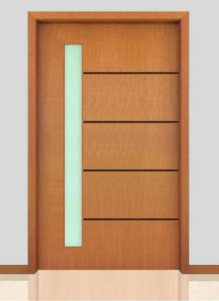 porta pivotante elegante