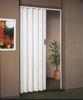 Porta Sanfonada larga PVC