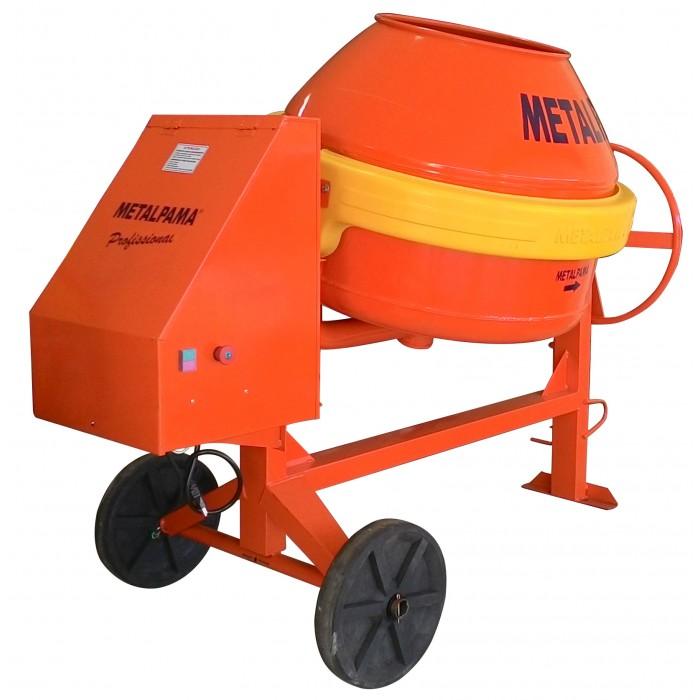 Dependendo do fabricante e das especificações de cada betoneira, os mais diversos modelos estão disponíveis hoje no mercado.