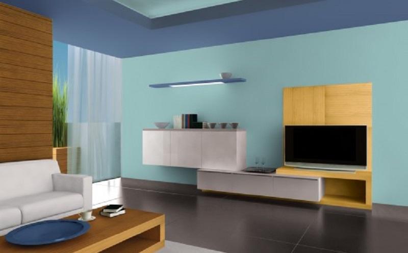 Hoje o mercado proporciona as mais diversas cores de tinta ao consumidor. Este deve escolher de maneira harmônica para compor uma decoração agradável com cores que combinem nos ambientes.