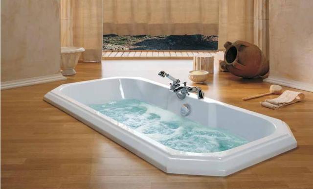 BANHEIRAS  Jacuzzi, Ofurô e Hidromassagem -> Dimensao De Banheiro Com Banheira