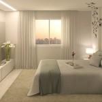 decorar quarto de casal com abajur
