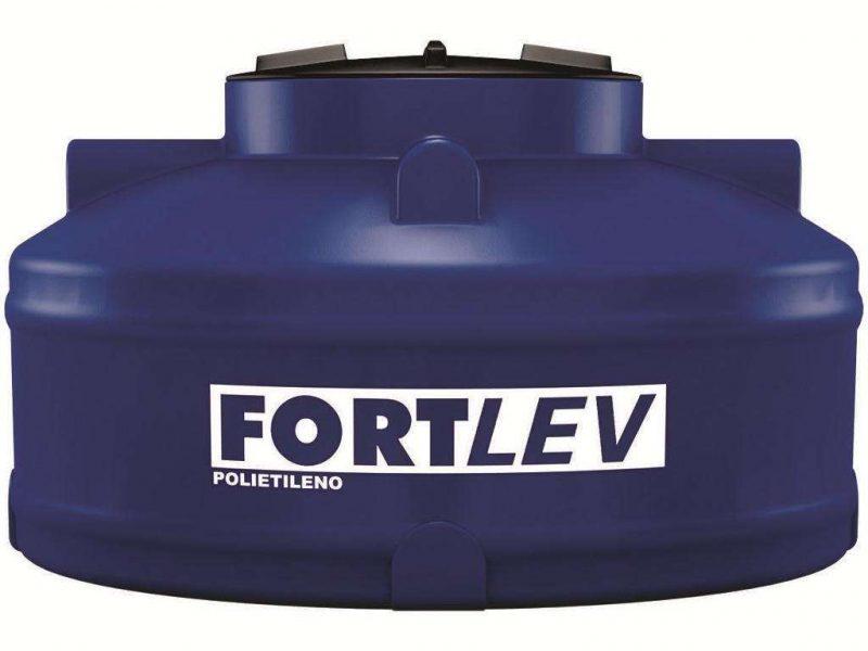 Reservatório ou caixa d'água Fortlev.