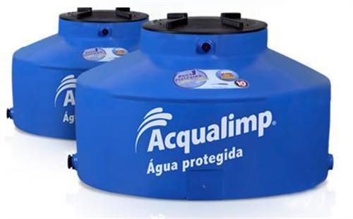 caixa d'água subterrânea