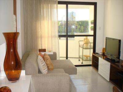decoração de apartamentos pequenos com cortina