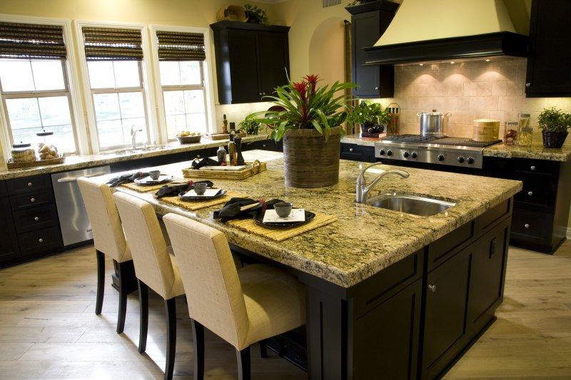 Granito 70 tipos cores modelos e pre os de granito for Classic kitchen designs 2015