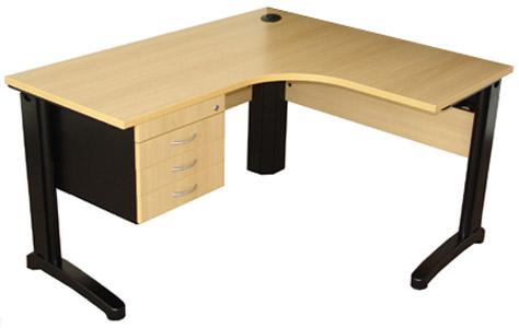 Mesa para escrit rio decorando seu escrit rio for Medidas ergonomicas de un escritorio