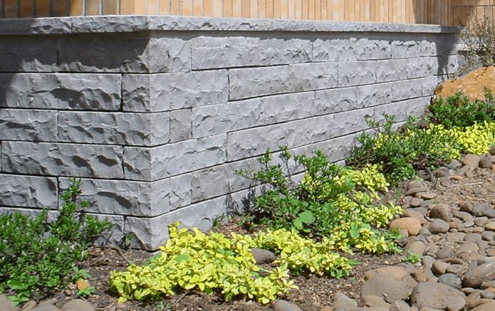 muro de basalto