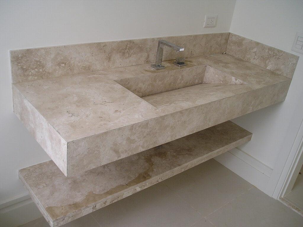Granito→ +35 Tipos, Cores e Modelos  Preços de Granito AQUI!!! -> Como Assentar Pia De Granito No Banheiro