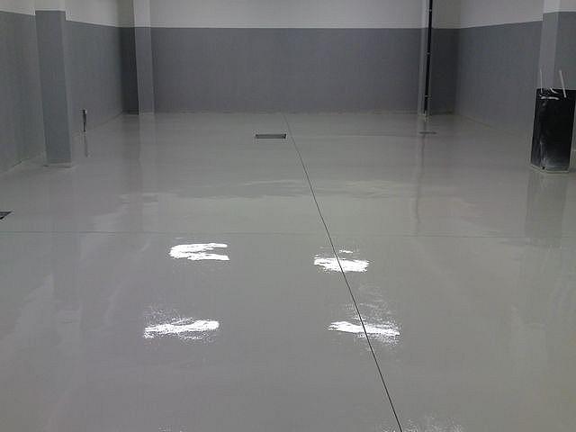 piso tinta epoxi