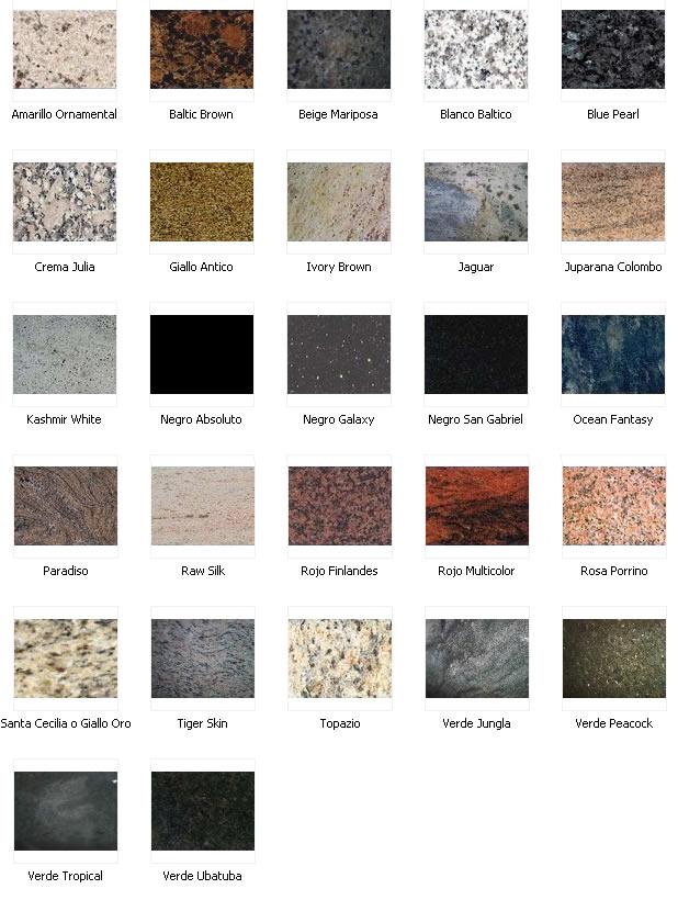 granito 70 tipos cores modelos e pre os de granito