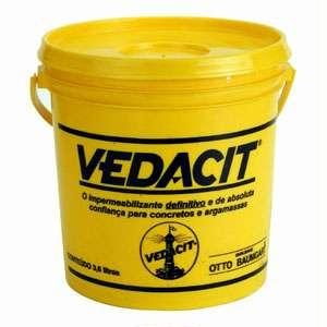 vedacit 3,6 litros