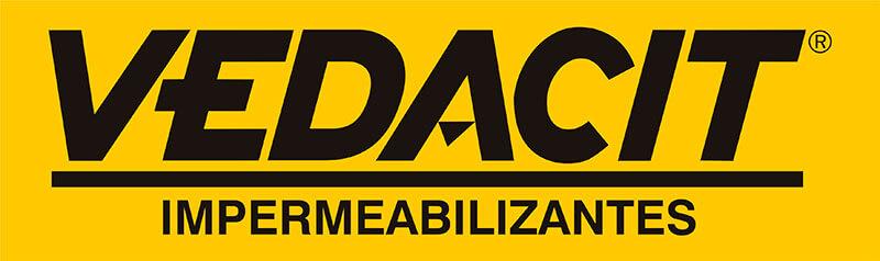 Logotipo da linha Vedacit de impermeabilizantes