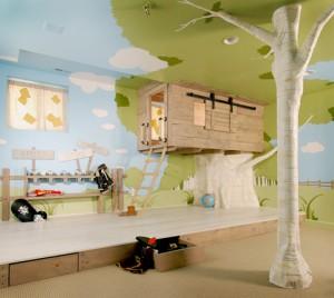 decoração infantil criativa