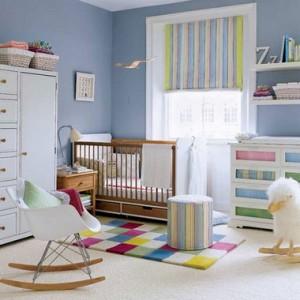 decoração de quarto para bebê