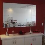 espelhos decorativos conjugados