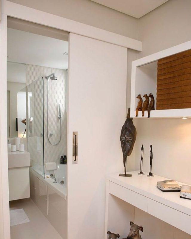 porta de banheiro de correr
