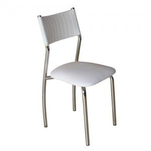 cadeira para cozinha branca