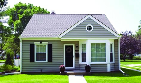 modelo de casa pré fabricada