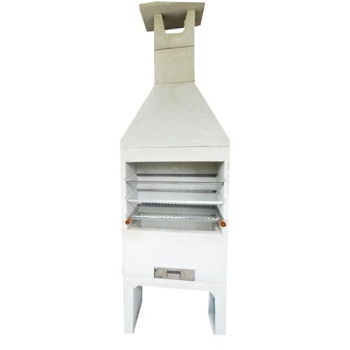 modelo de churrasqueira pré moldada para instalação
