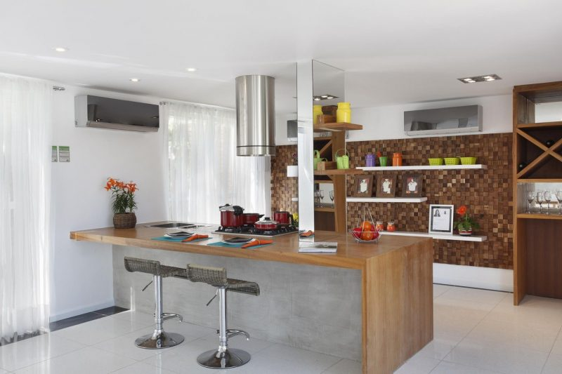 Cozinha Americana Fotos Modelos E Decora O