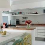 Cozinha de apartamento planejado