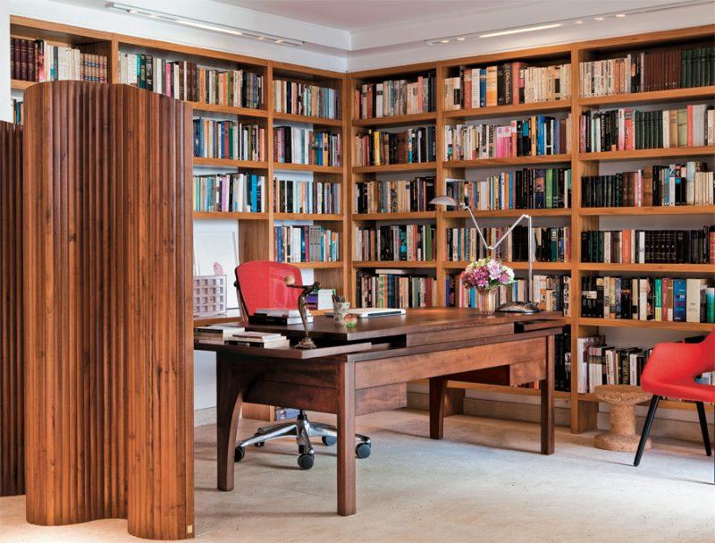 estante para livros