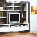 estantes para sala de tv