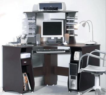 mesa para computador turbinada