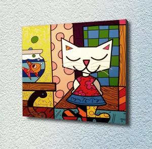 quadros decorativos contemporâneos - pop art