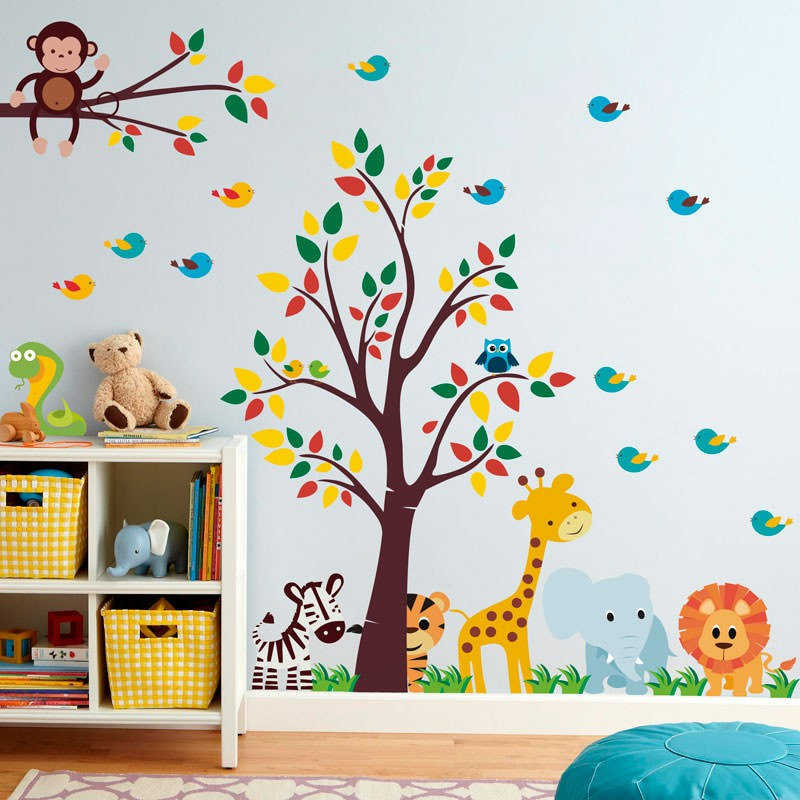 Adesivo quarto de criança