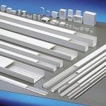 Canaletas de PVC modelos