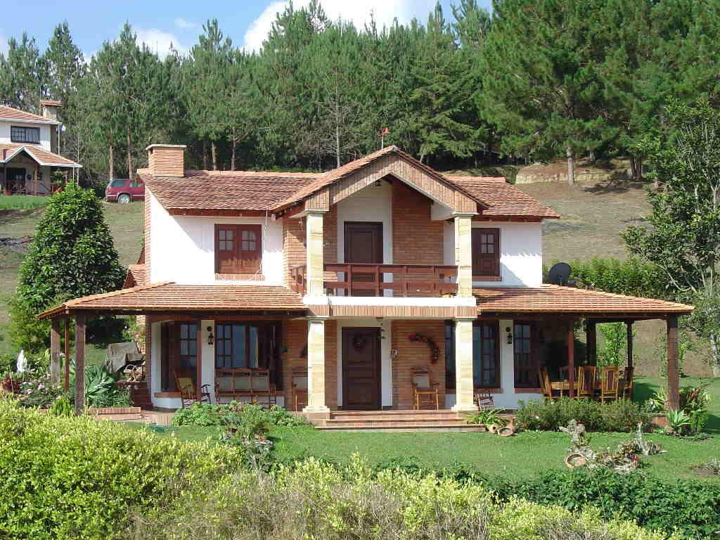 Foto casas de campo