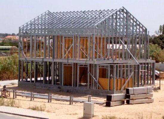 Residência Steel Frame