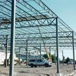 Pavilhão Steel Frame