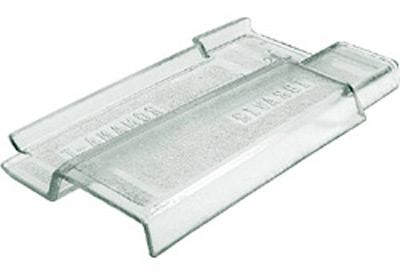 Telhas de vidro romana usadas
