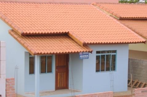 telhado com cerâmica colonial