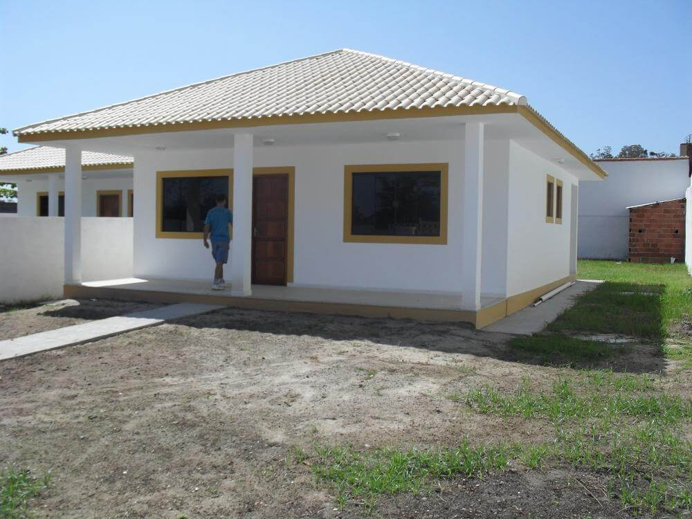 Casas baratas dicas para construir casas de baixo custo for Casa moderna baratas