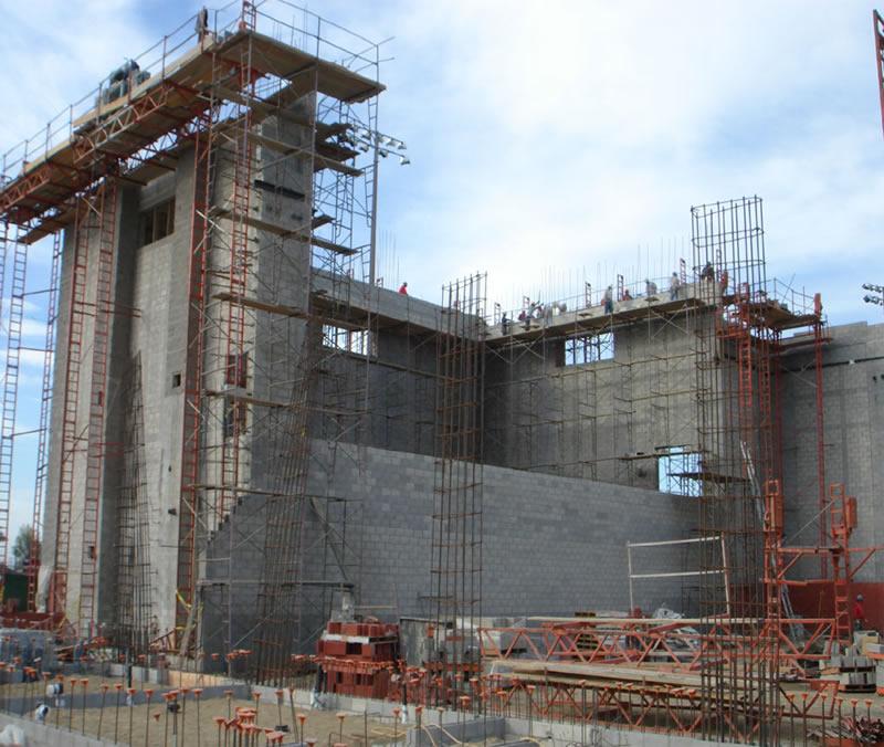 Alvenaria estrutural: Muito mais velocidade na hora de construir