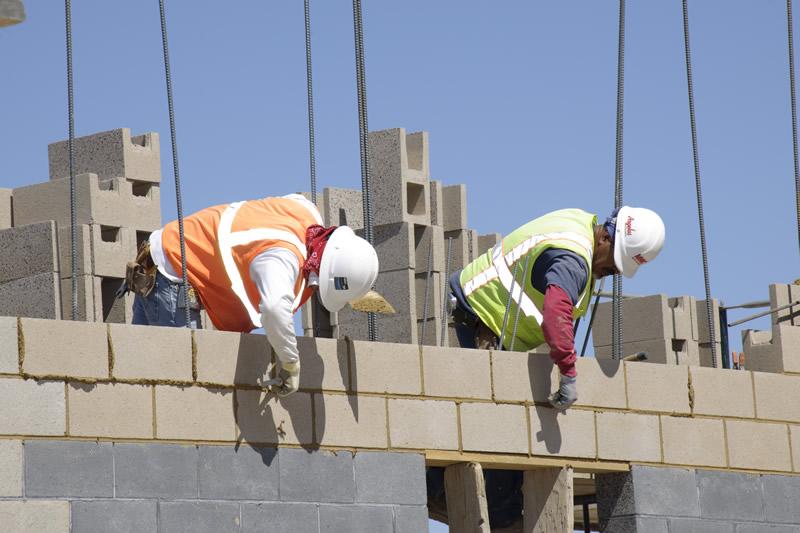 Alvenaria estrutural: Blocos de concreto