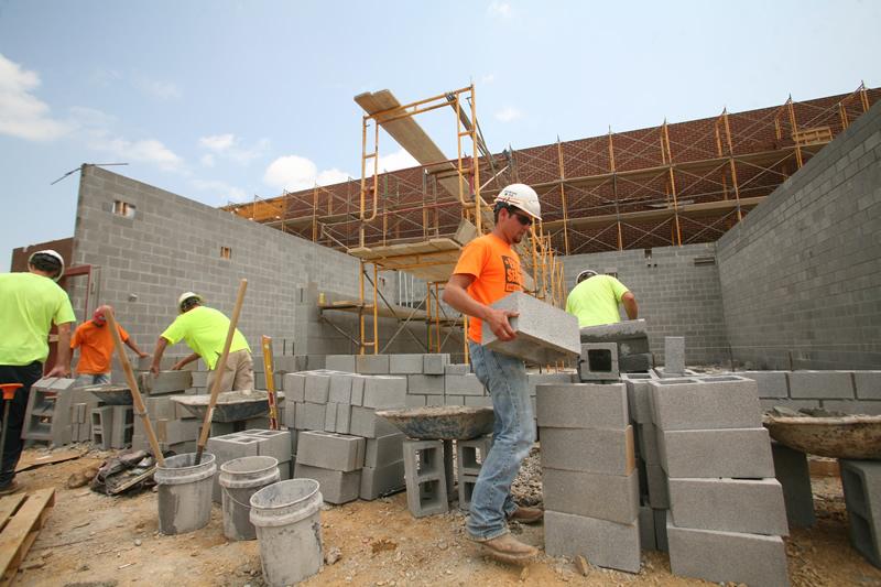 Alvenaria estrutural: Por dentro da obra