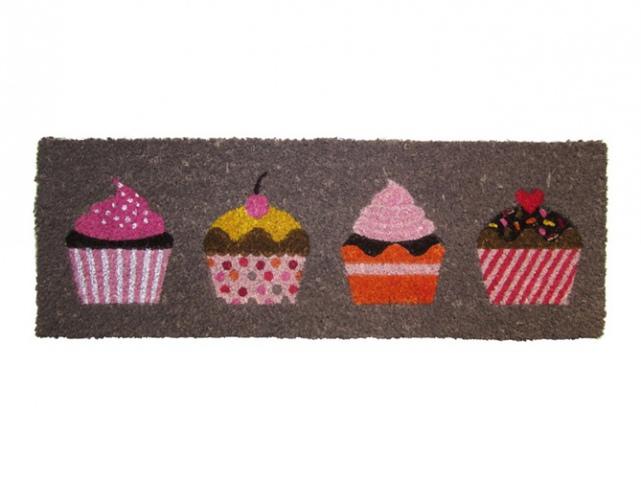 Capachos personalizados cupcakes