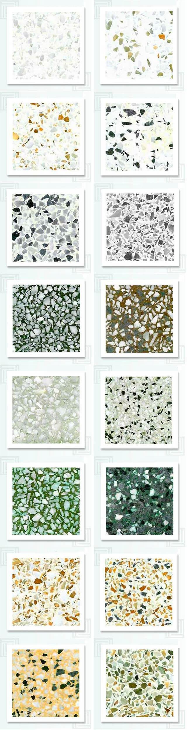 granilite texturas