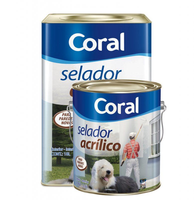 selador para pintura disponível no mercado