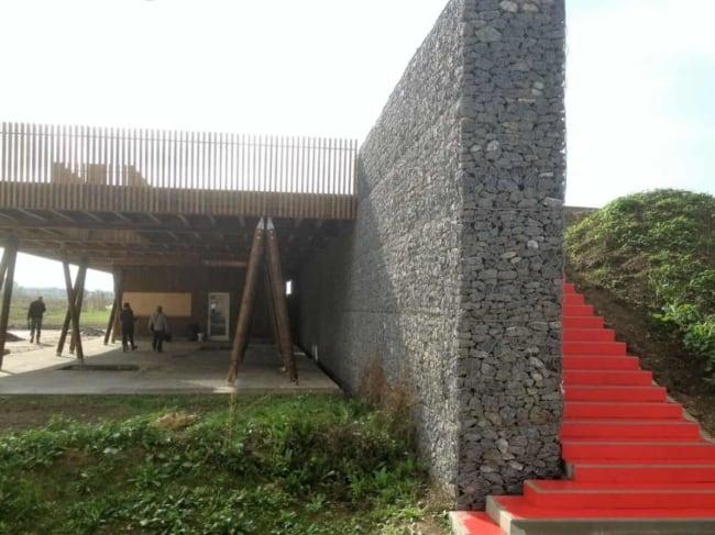 Projeto de Gabião