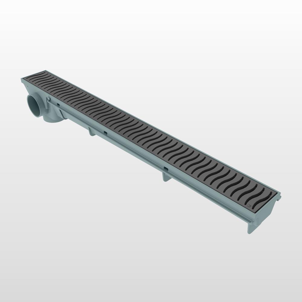 ralo linear para banheiros com estilo ou drenagens lineares
