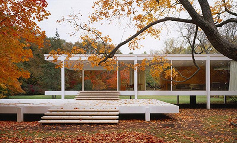 Casa Moderna Farnsworth