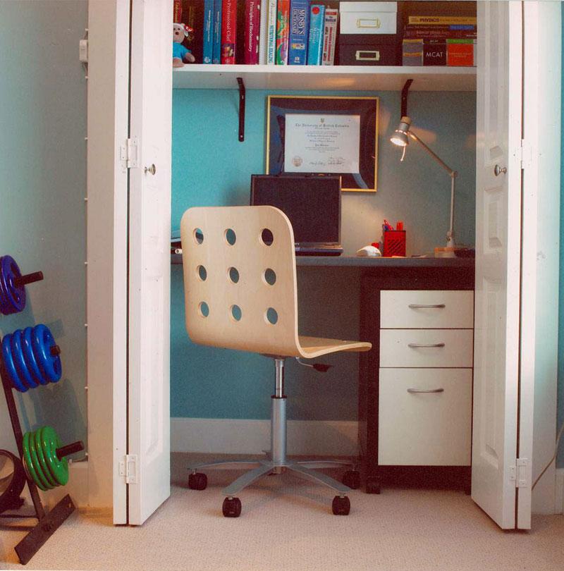 HomeOffice para quarto infantil