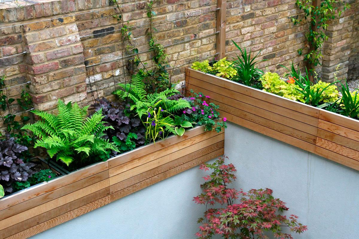 Jardins pequenos -conheça o charme de se ter um pequeno jardim na sua própria casa
